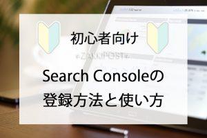 Seach Console